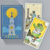 Philly Tarot Deck by James Boyle, box and cards