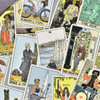 Philly Tarot Deck by James Boyle, cards