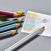 Metallic Color Pencils, example of use