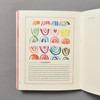 """Interior of the book """"A Field Guide To Color: A Watercolor Workbook"""" by Lisa Solomon"""