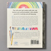 """Back of the book """"A Field Guide To Color: A Watercolor Workbook"""" by Lisa Solomon"""