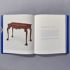 """Interior of book """"In Pursuit Of History: A Lifetime Collecting Colonial American Art And Artifacts"""""""