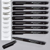 Faber-Castell Pitt Artist Pens example of use