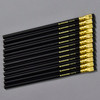 Blackwing Soft Graphite Pencils • Matte Black