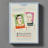Back of Art Genius Playing Cards