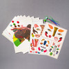 Contents of Portrait Gallery Decorations Kit