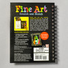 Back of Fine Art Scratch and Sketch Activity Book
