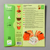 Back of Introduction to Origami: Animals Kit