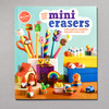 Book cover from Make Your Own Mini Erasers