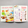 Interior of book that is included with Make Your Own Mini Erasers