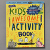 Cover of Kid's Awesome Activity Book