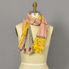 Heartmade Roxy Yellow Scarf on mannequin