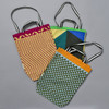 Heartmade Olive and Orange Medium Tote and two other bag styles