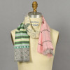 Heartmade Roxy Floral Scarf on mannequin