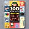 Front of 100 First Words for Little Artists