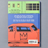 Back cover of Basquiat: A Graphic Novel