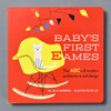 Cover of Baby's First Eames