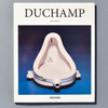 Front cover of book Duchamp
