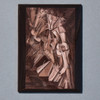 Front of Marcel Duchamp Nude Descending a Staircase (No. 2) Magnet