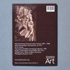 Back of Marcel Duchamp Nude Descending a Staircase (No. 2) Magnet packaging