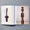 Interior of book Brancusi & Duchamp: The Art of Dialogue