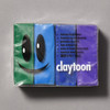 Front of package Claytoon Sculpting Clay: Cool Set