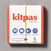 Front of Kitpas Art Crayons Set of 6
