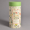 Wildflowers Vintage Puzzle back of canister