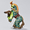 Horse Weapon Master Dragon figurine