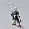 Hospitaller Knight With Sword figurine