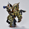 Weapon Master Bull Horse figurine with rider
