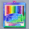 Chroma Blends Watercolor Mechanical Pencils, front of packaging