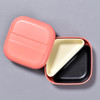 BENTO BOX CORAL open with lid