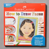 How To Draw Faces Kit Front of package