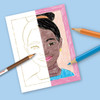 How To Draw Faces Kit example of use