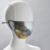 Monet Sheltered Path Face Mask by Ana Thorne on mannequin