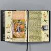 Interior of book The Book of Bibles