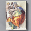 Back of Michelangelo: The Complete Paintings, Sculptures & Architecture
