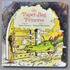 cover of the book Paper Bag Princess: Board Book