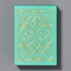 Misc. Goods Co. Quality Playing Cards box back