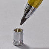 Kaweco Sketch Up Brass Clutch Pencil example of sharpener
