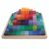 Pyramid Small Stepped blocks