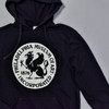 Philadelphia Museum of Art Griffin 1938 Hoodie front close up