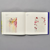 interior of the book Cy Twombly