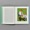 Interior of book Obama Portraits Kehinde Wiley