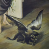 Dorothea Tanning Birthday, 1942 Archival Poster, detail