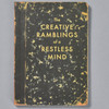 Creative Ramblings of A Restless Mind Journal front