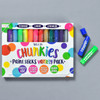 CHUNKIES PAINT STICKS 24 PACK , front of packaging with paint sticks
