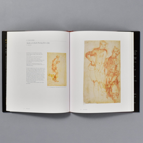 Pages of book Pontormo, Bronzino and  the Medici