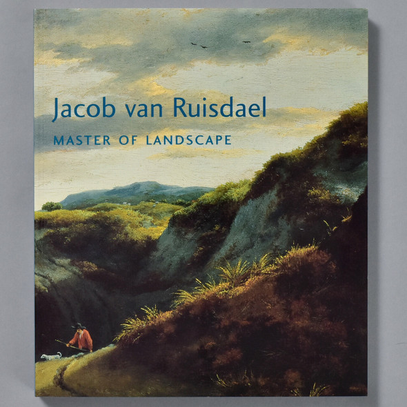 Front cover of book Jacob van Ruisdael Master of Landscape